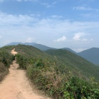 Hiking the Dragon's Back on Hong Kong Island